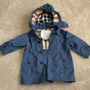 NWOT Burberry Raincoat